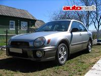 Subaru Impreza 2.5 RS Sport Wagon AWD