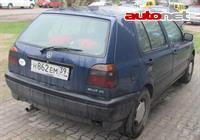Volkswagen Golf III 1.6