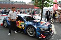 AUDI организовала выставку своих гоночных автомобилей в ГУМе, фото 2