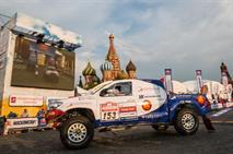 Шелковый путь 2013: 4RALLY покоряет новую высоту!, фото 6