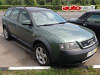 Audi A6 Allroad 2.5 TDI quattro