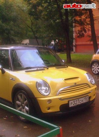 купить подержанный автомобиль Mini Cooper S 16 R50 163 лс