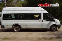 Ford Transit Kombi LWB H1 2.4 TDCi