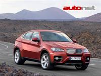 BMW X6 ActiveHybrid xDrive