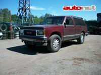 Chevrolet Blazer 4.3 V6 4WD