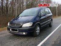 Opel Zafira 1.6