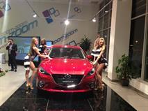 Автомир представил своим покупателям новую Mazda 3, фото 1