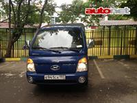 Hyundai Porter II 2.5 CRDi Double cab