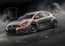 Honda раскрыла первые изображения своего нового болида, фото 1