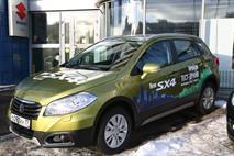 «Автогермес» представил своим клиентам Suzuki SX4 New, фото 1
