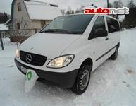 Mercedes-Benz Vito 111 CDI extralang 4MATIC