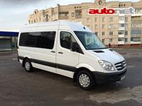 Mercedes-Benz Sprinter 215 CDI L1H1