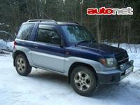 Mitsubishi Pajero iO 1.8 4WD