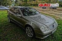Mercedes-Benz C 200 Kompressor Sportcoupe