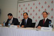 Mitsubishi подвела итоги 2013 года, фото 1