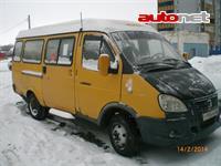 ГАЗ 32213 2.5