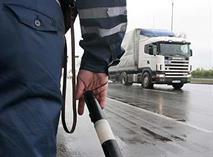 Москву закроют для старых грузовиков, фото 1