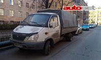 ГАЗ 330202 2.5