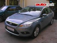 Ford Focus II 1.8 Flexfuel