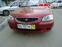 Hyundai Accent 1.6