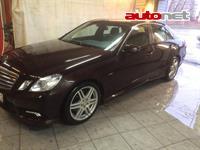 Mercedes-Benz E200 CGI