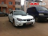 Subaru Impreza 2.5 WRX T AWD
