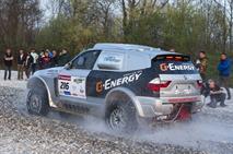 Итальянская Баха 2014: Экипаж G-Energy Team занимает второе место в Кубке Мира ФИА после двух этапов серии!, фото 3