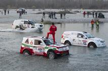 Итальянская Баха 2014: Экипаж G-Energy Team занимает второе место в Кубке Мира ФИА после двух этапов серии!, фото 6