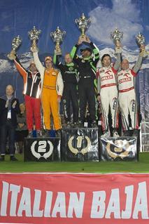 Итальянская Баха 2014: Экипаж G-Energy Team занимает второе место в Кубке Мира ФИА после двух этапов серии!, фото 7
