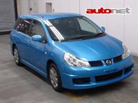 Nissan Wingroad 1.5 4WD