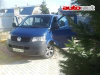 Volkswagen Transporter T5 1.9 TDi Kombi