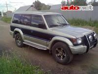 Mitsubishi PajeroII 3.5 V6 4WD