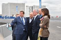 Открыта эстакада на пересечении Дмитровского шоссе и МКАД, фото 3