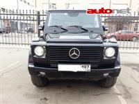 Mercedes-Benz G 320 CDI 4MATIC