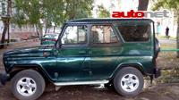 УАЗ 315195 (Hunter)