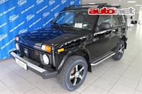 Lada (ВАЗ) 2121 4WD