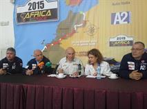 AFRICA ECO RACE 2015: ПРЕЗЕНТАЦИЯ 7-го ВЫПУСКА ГОНКИ!, фото 2