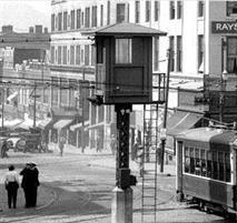 Исполнилось 100 лет электрическому светофору, фото 2
