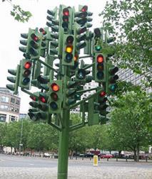Исполнилось 100 лет электрическому светофору, фото 3