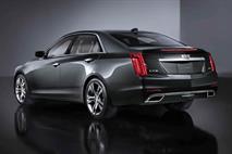 Приоткрылась завеса тайны над новым Cadillac CTS, фото 1