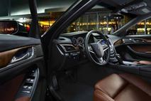 Приоткрылась завеса тайны над новым Cadillac CTS, фото 2