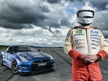 Слепой британец установил мировой рекорд скорости