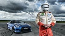 Слепой британец установил мировой рекорд скорости, фото 1