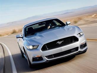 Ford Mustang появится в России