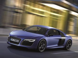 Компания Audi объявила цены на новый R8