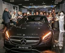 Авилон открыл новый AMG-Центр в самом сердце Москвы, фото 2