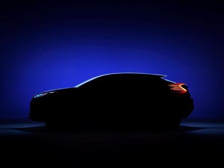 Toyota покажет в Париже новый концепт кроссовера