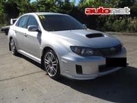 Subaru Impreza 2.5 WRX STI T AWD