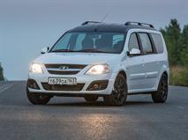 АвтоВАЗ раскрыл цену Largus VIP, фото 1