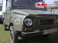 УАЗ 31512 (Hunter)